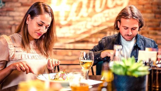 Restaurangens rum - Harrys Jönköping, Jönköping