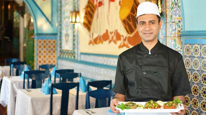Le chef - Salamboo Amilkar, Strasbourg