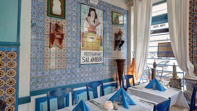 Restaurant oriental - Salamboo Amilkar, Strasbourg