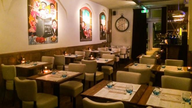 Restaurant - Restaurant Voor Iedereen, Amersfoort