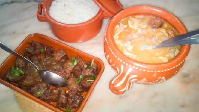 sugestão do chef - Horta do Pombo, Porto