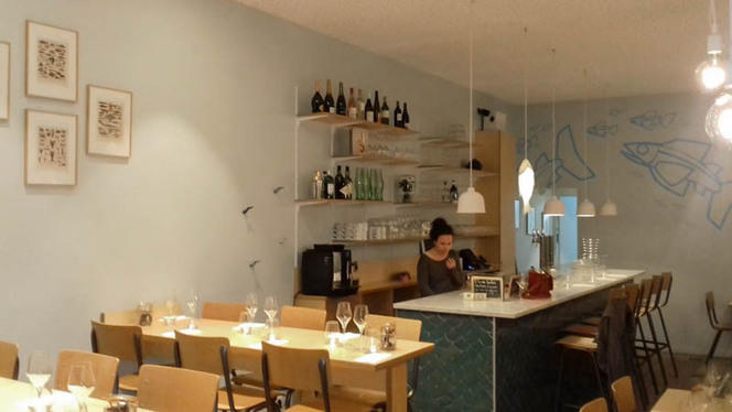 Bar - Les Petits Poissons - Sea Food Bar, Lille