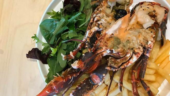 Suggestion de plat - Les Petits Poissons - Sea Food Bar, Lille