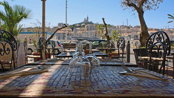 Une vue incroyable sur Marseille - Le Souk, Marsiglia