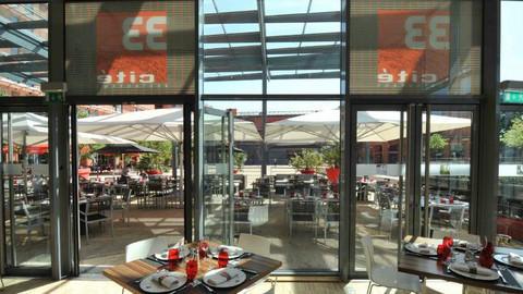Restaurant 33 Cité, Lyon