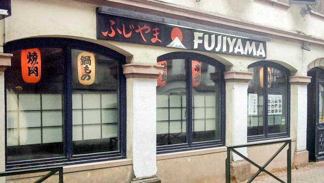 Devanture - Fujiyama, Strasbourg