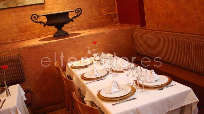 Detalle decoración - Divina La Cocina, Madrid