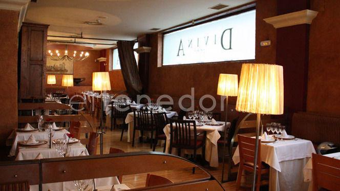 Vista sala - Divina La Cocina, Madrid