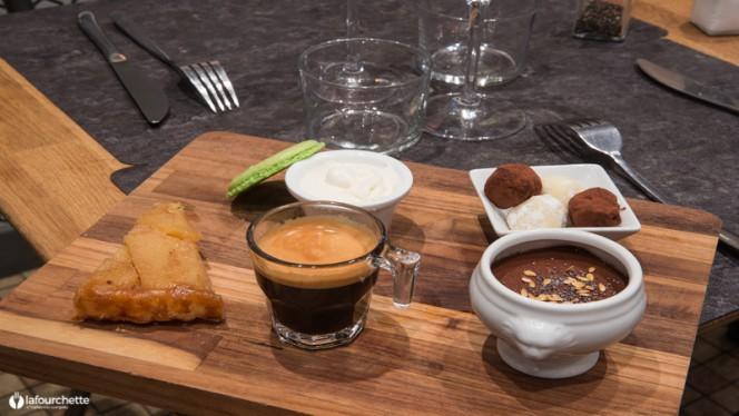 suggestion du chef - Le Lion Lilas, Bordeaux