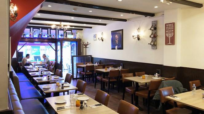 Het restaurant - Torre di Pisa, Amsterdam