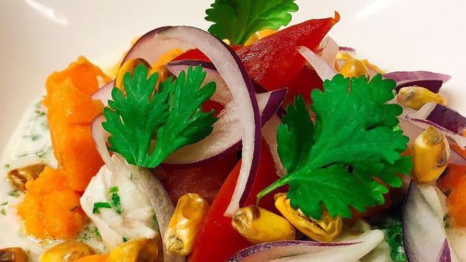 Sugerencia del chef - CLARIUS RESTAURANT, Barcelona