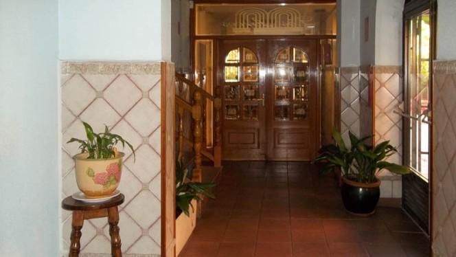 Vista entrada - Los Arcos, Getafe
