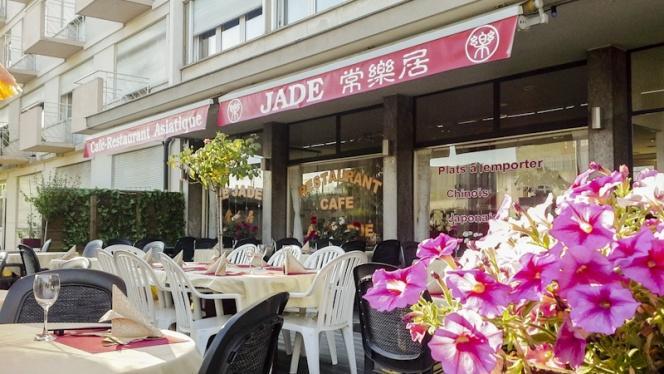 terrasse - Le Jade, Carouge
