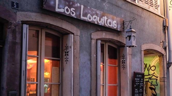 Devanture - Los Loquitos, Strasbourg