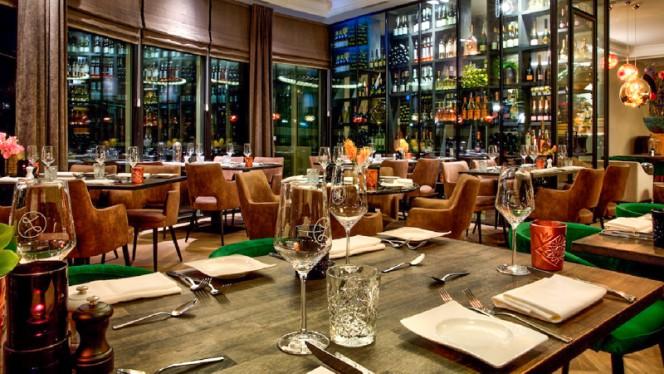 Restaurant - Restaurant The George (Hotel de Leijhof Oisterwijk), Oisterwijk