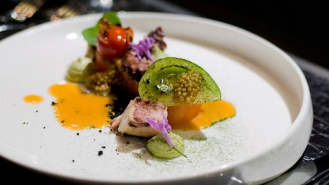 Suggestie van de chef - Restaurant The George (Hotel de Leijhof Oisterwijk), Oisterwijk