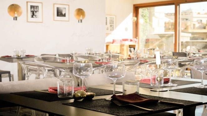 Vista Sala - Cucina Eliseo, Rome