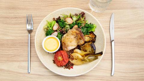 Batavia Healthy Food, Madrid