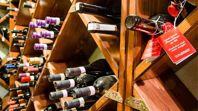 i vini - Enoteca il Pentagrappolo, Rome