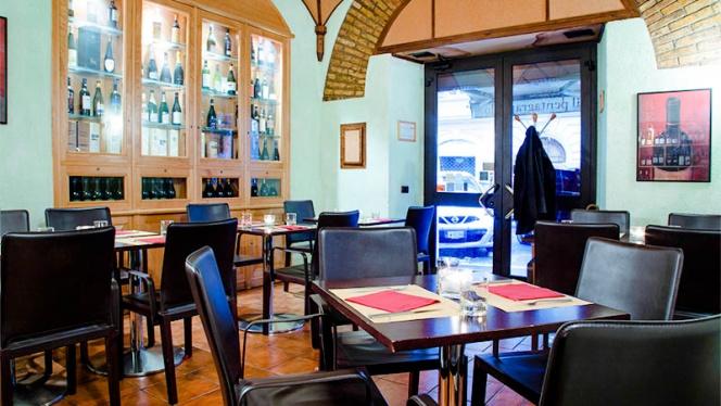 La sala - Enoteca il Pentagrappolo, Rome