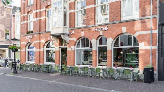 Restaurant - KARAF Food & Drinks, Utrecht