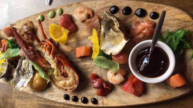 Suggestie van de chef - KARAF Food & Drinks, Utrecht