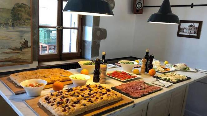 Brunch - Auberge Communale de Carouge - Vicolo 39, Carouge