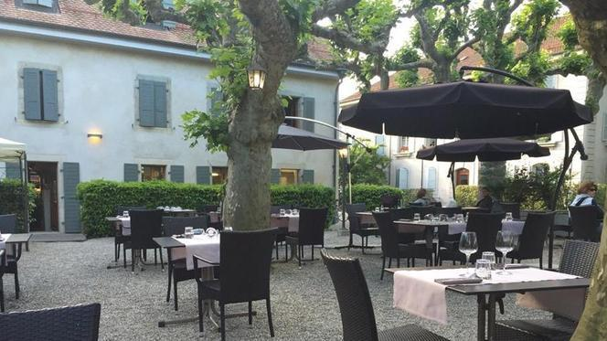 Terrasse - Auberge Communale de Carouge - Vicolo 39, Carouge
