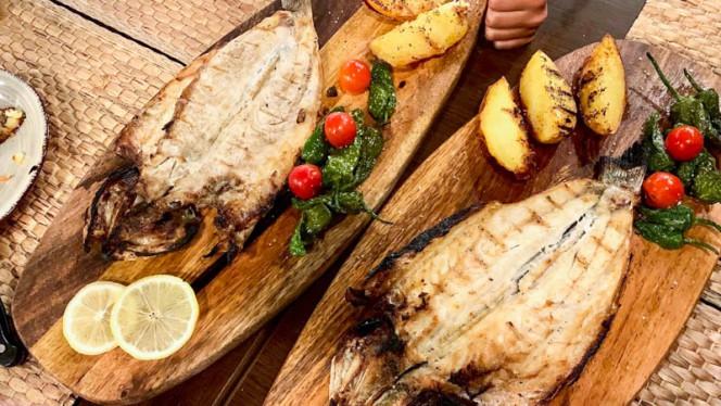 Sugerencia del chef - La parrilleta, Valencia