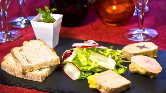 Suggestion de chef - Le Si Bemol, Toulouse