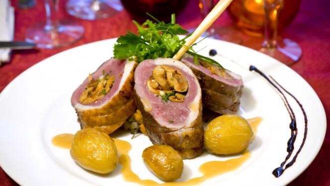 Suggestion de plat - Le Si Bemol, Toulouse