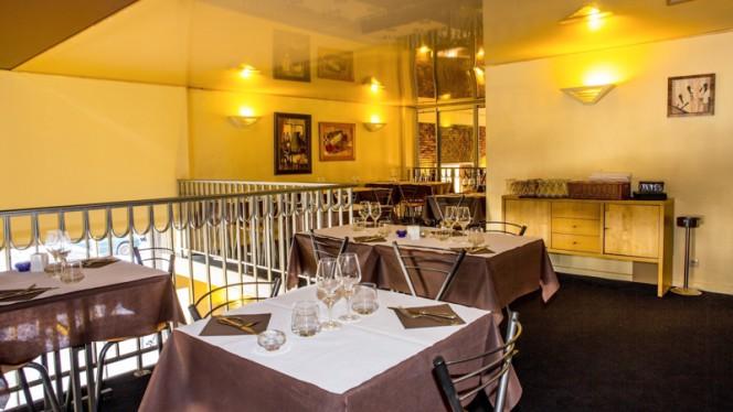 Table dressée - Le Si Bemol, Toulouse