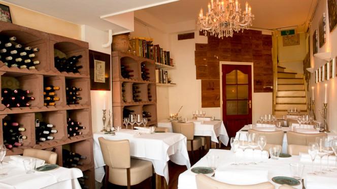 Restaurant - De Compagnon, Amsterdam