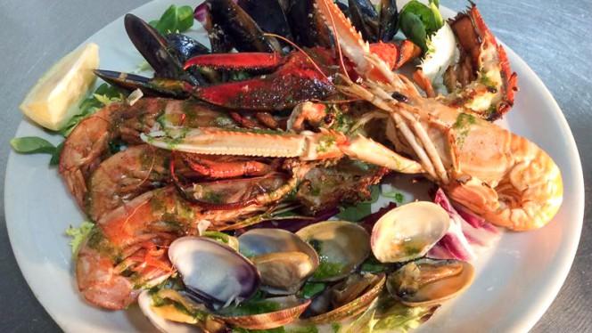 Sugerencia del chef - Bodega Monumental - Carrer Marina, Barcelona