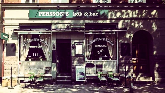 Ute - Perssons Kök & Bar, Malmö