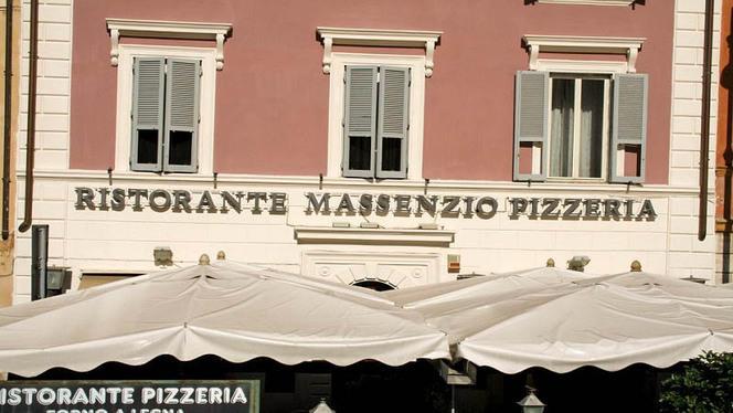 Facciata - Massenzio ai Fori, Rome