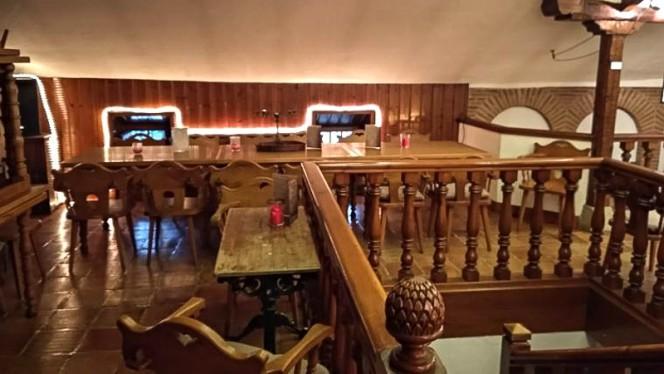Sala de eventos - El Templo de Byggvir, Navacerrada