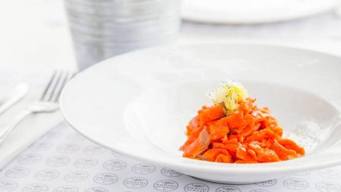 Suggerimento dello chef - Panini di Mare Fishlab, Milan