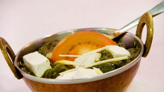Sugerencia de plato - Curry Masala, Madrid