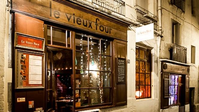 Vue devanture - Le Vieux Four, Montpellier