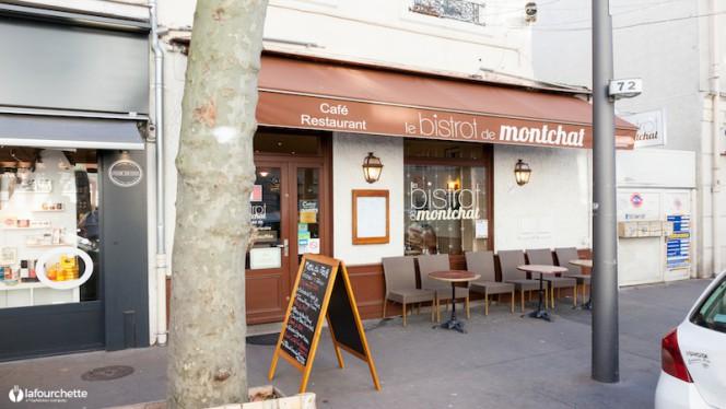 devanture - Le Bistrot de Montchat, Lyon