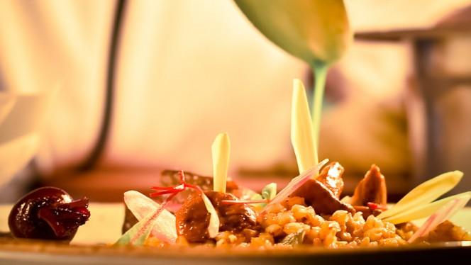 Suggestie van de chef - Restaurant 't Lansink* (Hotel 't Lansink), Hengelo