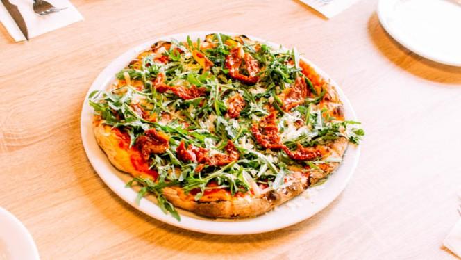 Sugestão do chef - Pizzeria Romana BIO, Lisboa