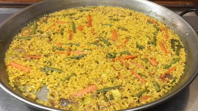 Sugerencia del chef - Ruta 68, Valencia