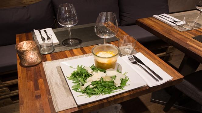 Suggestion de plat - Casa Ferretti Le Lac, Bordeaux