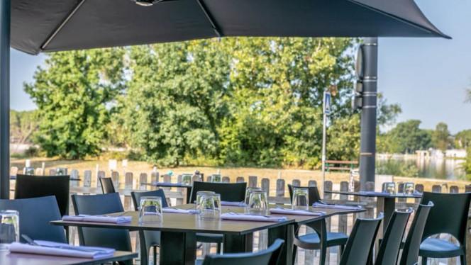 Terrasse - Casa Ferretti Le Lac, Bordeaux