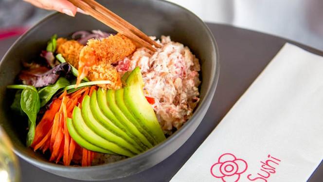 Sugerencia de plato - Miss Sushi - Gomez Laguna, Zaragoza