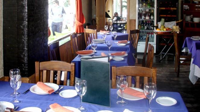 Vista mesas - El Rincón de María, Leganés