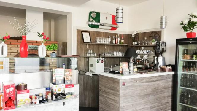 Sala - Fatte nà pizza, Turin