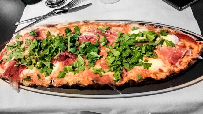 pizza - Controluce, Brugherio